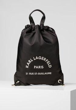 KARL LAGERFELD - RUE ST GUILLAUME - Reppu - black