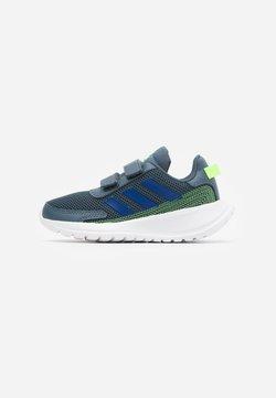 adidas Performance - TENSAUR RUN UNISEX - Juoksukenkä/neutraalit - legend blue/royal blue/signal green