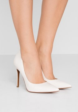 MICHAEL Michael Kors - KEKE - Escarpins à talons hauts - light cream