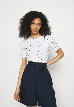 Marks & Spencer London - CREW SPOT - Camiseta estampada - multicolor
