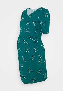 Envie de Fraise - DIVINE - Jerseykleid - green/blue
