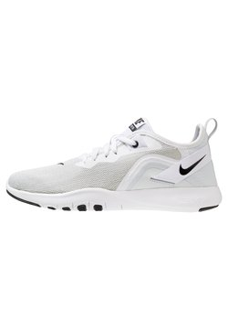 Nike Performance - FLEX TRAINER 9 - Trainings-/Fitnessschuh - white/black/pure platinum