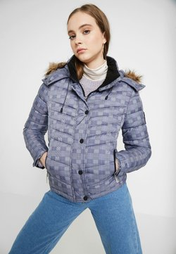 Superdry - FUJI SLIM JACKET - Winterjacke - navy