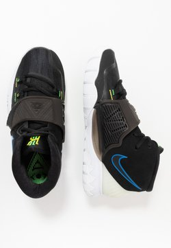 Nike Performance - KYRIE 6 - Basketball shoes - black/white/soar/dynamic yellow