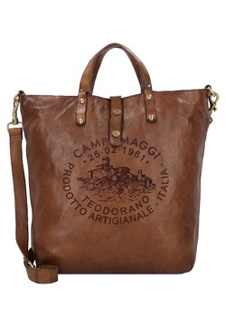 Campomaggi - Handtasche - cognac