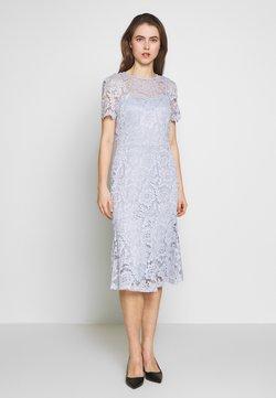 Lauren Ralph Lauren - KAMI DRESS - Sukienka letnia - toile blue