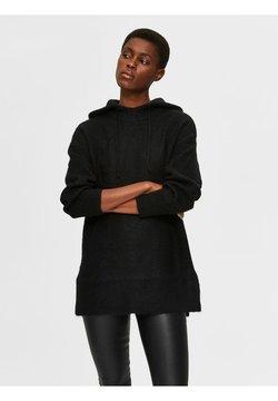 Selected Femme - Hoodie - black