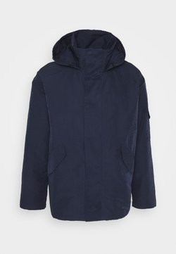 Wood Wood - SKIPPER JACKET - Parka - navy
