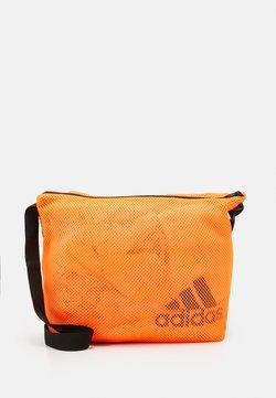adidas Performance - EASY SHOP - Sporttasche - screaming orange/black