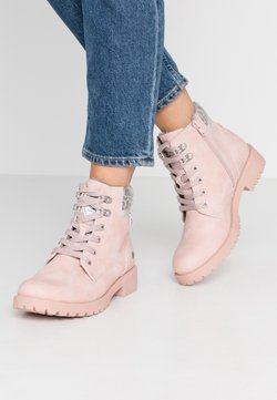 Dockers by Gerli - Ankle Boot - rosa