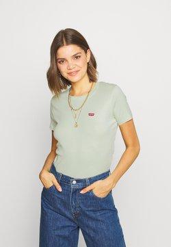 Levi's® - BABY TEE - T-shirt imprimé - bok choy