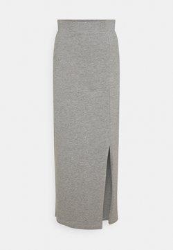 Even&Odd - Jupe longue - mottled grey
