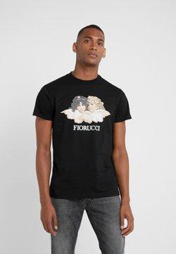 Fiorucci - VINTAGE ANGELS - T-shirt imprimé - black