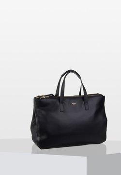 Knomo - MAYFAIR LUXE DERBY  - Shopping Bag - black