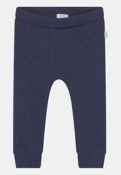 Noppies - BABY COMFORT NAURAL UNISEX - Pantalones - navy melange