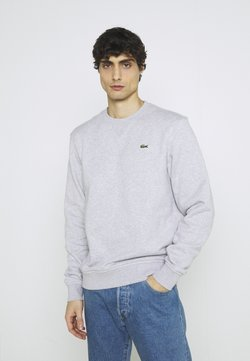 Lacoste - Sweater - silver chine/elephant grey