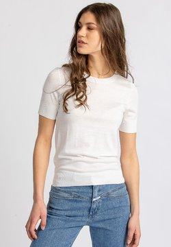 DRYKORN - T-Shirt basic - off white