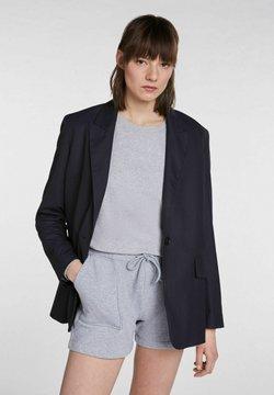 SET - Blazer - dark blue white