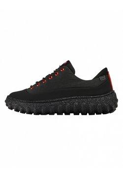 Camper - DERBIES GROUND  - Sneakersy niskie - schwarz