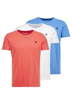 TOM TAILOR DENIM - PACKAGING - Basic T-shirt - white