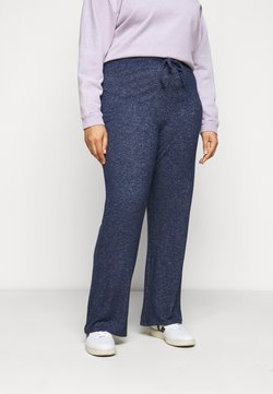 Evans - SOFT TOUCH PANT - Pantalon classique - navy
