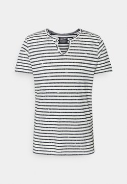 Petrol Industries - T-Shirt print - bright white/blue