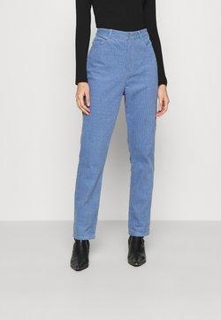 Missguided - Straight leg -farkut - blue