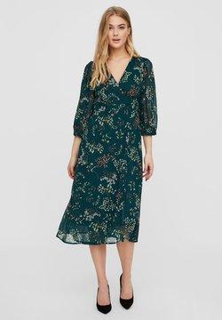Vero Moda - Day dress - dark green