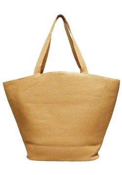 Selected Femme - Shopper - beige