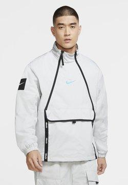 Nike Sportswear - Blouson - grey fog/black/laser blue