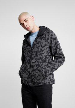Nike Sportswear - HOODIE  - Collegetakki - atmosphere grey/black