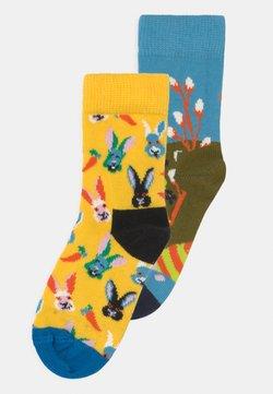 Happy Socks - EASTER SOCKS 2 PACK UNISEX - Socken - multi-coloured
