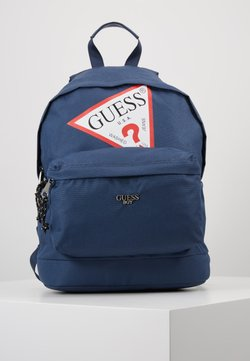 Guess - BACKPACK UNISEX - Reppu - deck blue