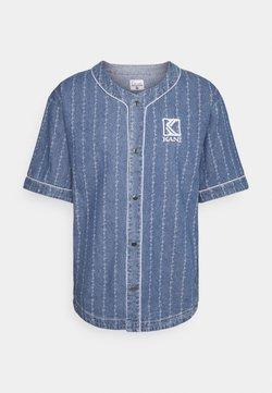 Karl Kani - BASEBALL - Camisa - blue