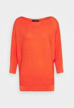 More & More - DOLMANSLEEVE - Pullover - orange