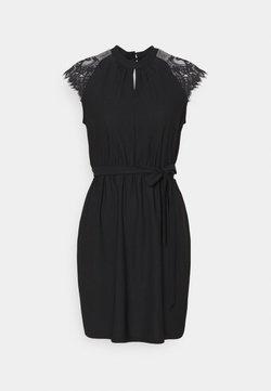 Vero Moda Petite - VMMILLA DRESS - Juhlamekko - black