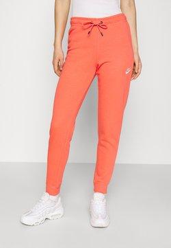 Nike Sportswear - TIGHT - Jogginghose - magic ember/white