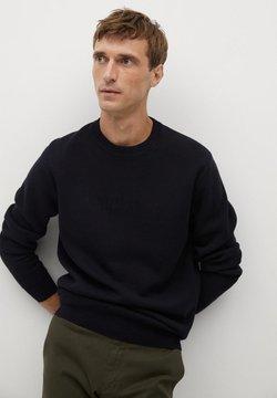 Mango - BODY - Sweater - schwarz