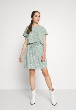 ONLY - ONLMARIANA MYRINA DRESS - Freizeitkleid - chinois green