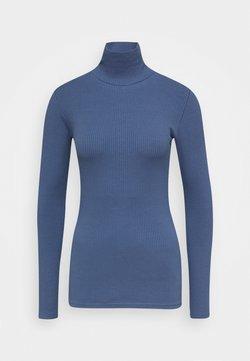 Modström - ORSON - Print T-shirt - vintage blue
