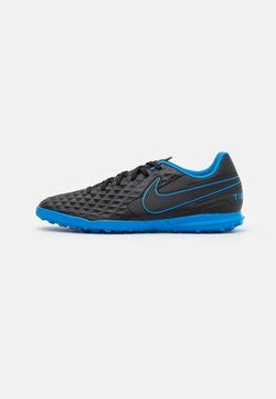Nike Performance - TIEMPO LEGEND 8 CLUB TF - Chaussures de foot multicrampons - black/light photo blue/cyber