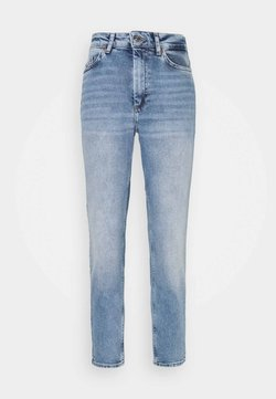 ONLY Petite - ONLVENEDA LIFE MOM - Jeansy Straight Leg - light blue denim