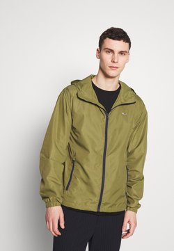 Tommy Jeans - PACKABLE - Windbreaker - uniform olive