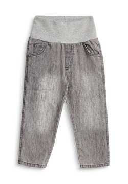 Esprit - Relaxed fit jeans - grey medium washed
