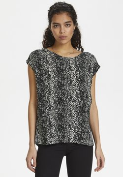 Soaked in Luxury - SLZAYA  - Bluse - mottled black