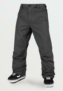Volcom - Pantalón de nieve - dark_grey