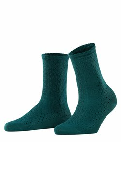 FALKE - POINTELLE - Socken - peacock