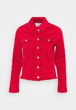 s.Oliver - Veste en jean - true red