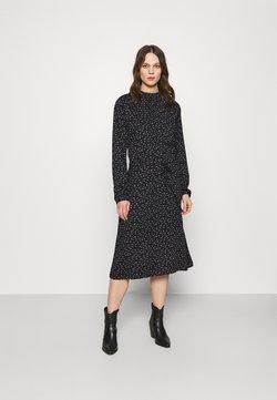Moss Copenhagen - EANE DRESS - Freizeitkleid - black