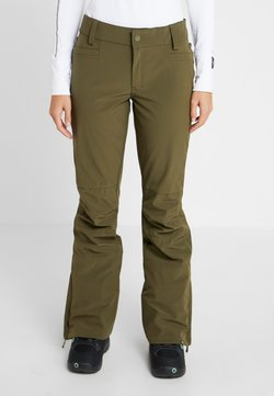Roxy - CREEK  - Snow pants - ivy green